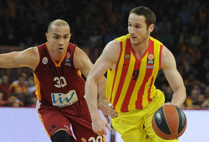 Marcelinho Huertas Basquete Barcelona (Foto: Getty Images)