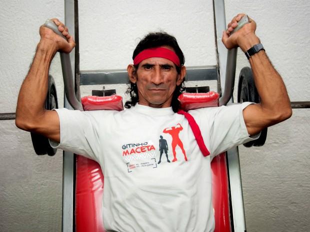Rambú da Amazônia usa camiseta do 'Caboquês Ilustrado'  (Foto: Divulgação/Caboquês Ilustrado)