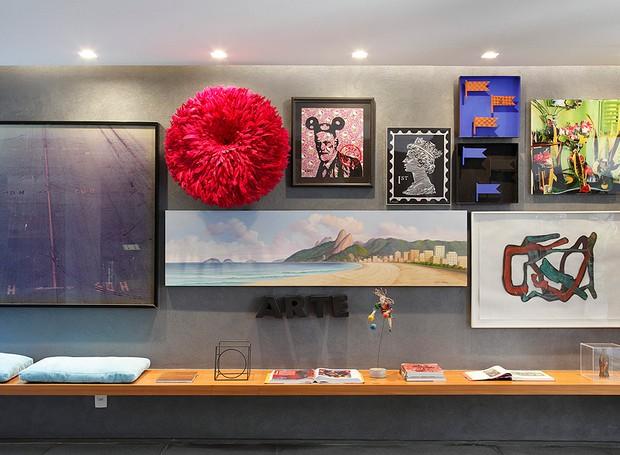 Projeto dos arquitetos Cyntia issa e Rogério Cruz, junto com a designer de interiores Silvia Cavalcanti (Foto: Denilson Machado/MCA Estúdio/Editora Globo)