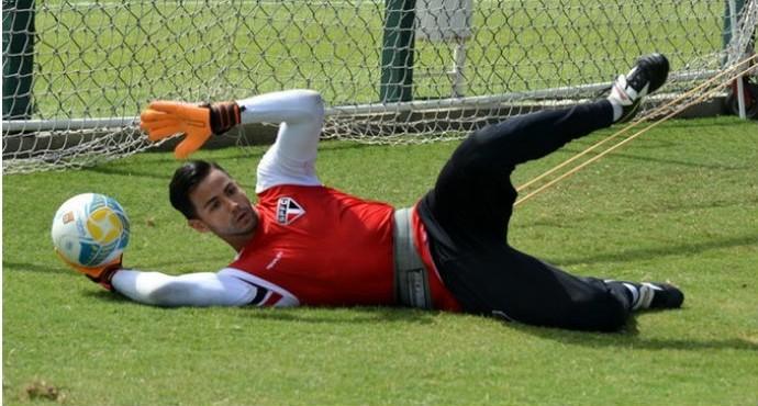 Renan Ribeiro São Paulo (Foto: site oficial / saopaulofc.net)