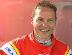 """Jacques Villeneuve fez reconhecimento da pista: """"Vai ser uma corrida especial"""" (Foto: Bruno Gorski / Divulgação)"""