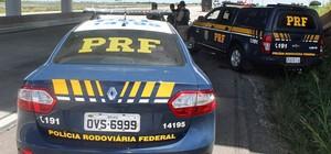 PRF e DER reforçam ações em BR's (PRF-PE/Divulgação)