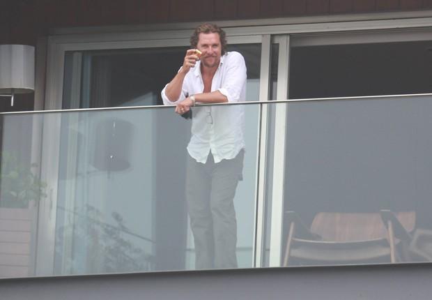 Matthew McConaughey (Foto: AgNews)