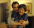 João Miguel e Denise Weinberg | TV Globo/Estevam Avellar