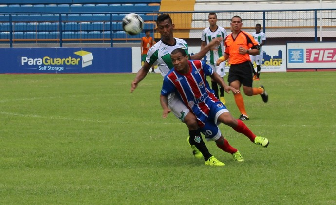Manaus e Fast Amazonense (Foto: Silvio Lima)