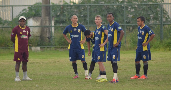 Independente é o novo clube do futebol sergipano (Foto: Felipe Martins/GloboEsporte.com)