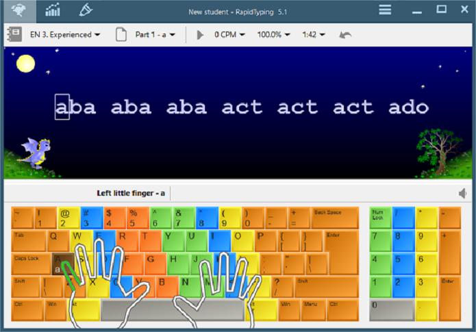 Rapid Typing (Foto: Divulgação/Typing Tutor)