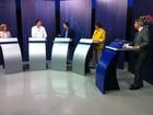 Candidatos discutem propostas para Blumenau em debate na RBS TV