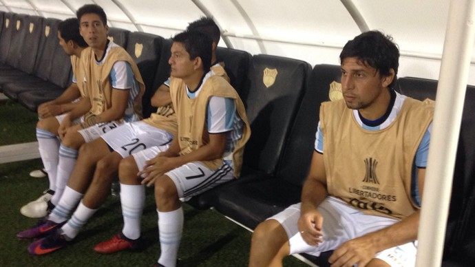 Atlético Tucumán El Nacional Argentina Sub-20 (Foto: Divulgação/Atlético Tucumán)