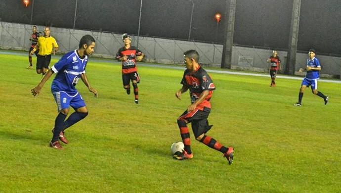 Macapá; Trem; Sub-20; Futebol; Amapá (Foto: Rosivaldo Nascimento/Arquivo/Pessoal)