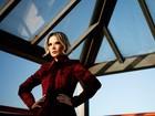 Natallia Rodrigues exalta a praticidade  e a modernidade do couro na moda atual