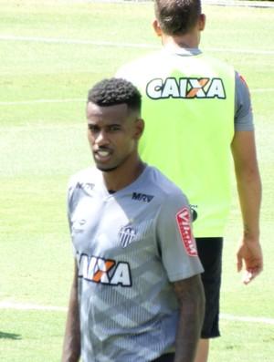 Felipe Santana, zagueiro do Atlético-MG (Foto: Fernando Martins Y Miguel)