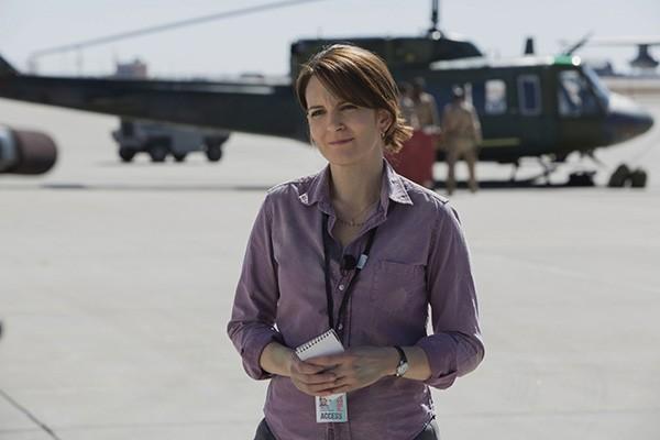 Tina Fey em Uma Repórter em Apuros  (Foto: Divulgação)