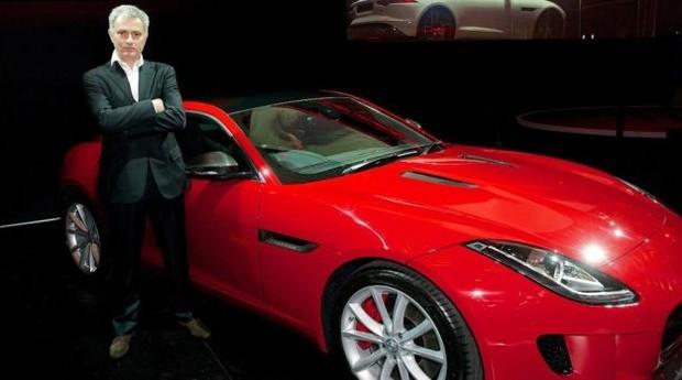 José Mourinho se torna embaixador da Jaguar (Foto: Divulgação)