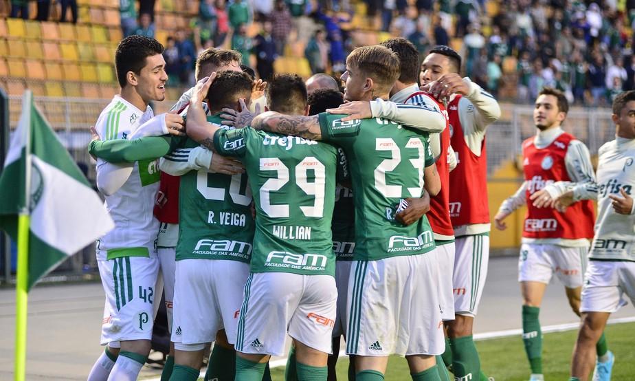 Atuações do Palmeiras: time rende coletivamente, e Zé Roberto se destaca