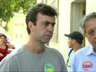 Freixo diz que vai melhorar o atendimento nas maternidades do Rio