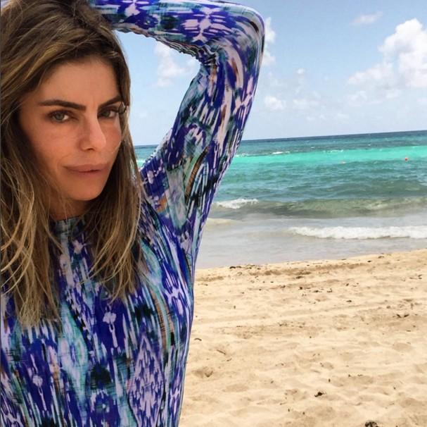 Daniela Cicarelli (Foto: Reprodução/ Instagram)