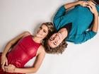 20 anos de fofura! Rafa Vitti e Bella Santoni celebram a mesma idade de Malhação