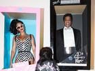 Beyoncé e Jay-Z viram Barbie e Ken negros para festa de Dia das Bruxas