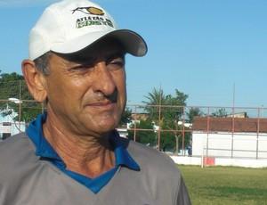 Danilo Augusto, técnico do Tiradentes (Foto: Thaís Jorge)