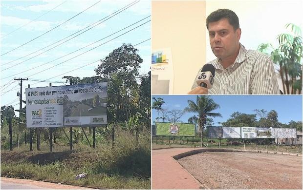 Outdoors devem ser regulamentados em Rio Branco através de lei municipal (Foto: Bom Dia Amazônia)