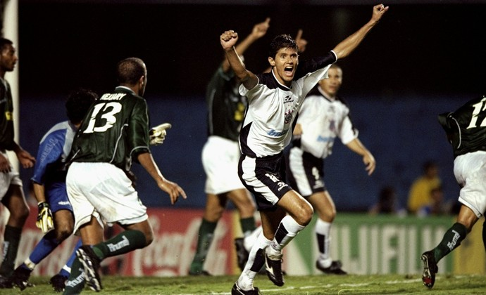 Fabio Luciano Corinthians 2 x 0 Raja Casablanca 2000 (Foto: Getty Images)