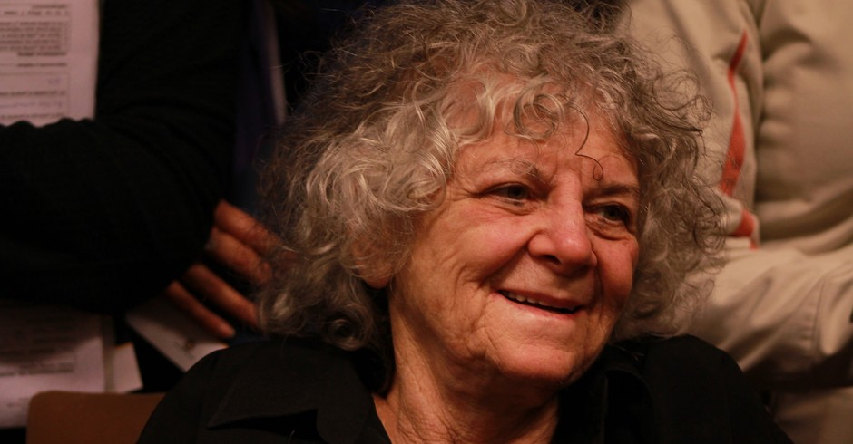 Ada Yonath, vencedora do Prêmio Nobel de Química em 2009 (Foto: Flickr/ German Fuentes Pavez/ Creative Commons)