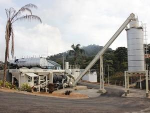 Usina será inaugurada no bairro Chácara do Paraíso (Foto: Leonardo Vellozzo/Ascom Nova Friburgo)