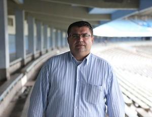 Júnior Chávare é o diretor executivo das categorias de base do Grêmio (Foto: Rodrigo Fatturi/Grêmio FBPA)