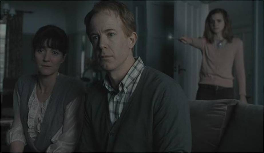Sra. Granger em Harry Potter (Foto: Divulgação )