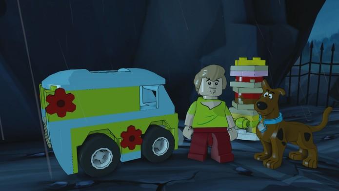 Saiba acessar os mundos de Lego Dimensions (Foto: Reprodução/Felipe Vinha)