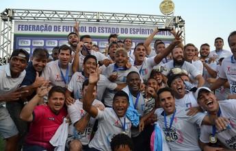 Definidos os grupos da Copa Espírito Santo 2016, com 10 times participando