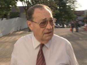 Antônio Franklin Cunha, advogado (Foto: Reprodução/ TV Gazeta)