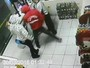 Menores são detidos por suspeita de roubo a posto de combustíveis
