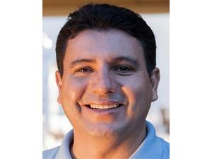 Marcio Tenório é eleito em Ilhabela (Foto: Arquivo Pessoal)