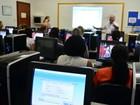 Vacinadores recebem treinamento para informatizar imunização, em RO