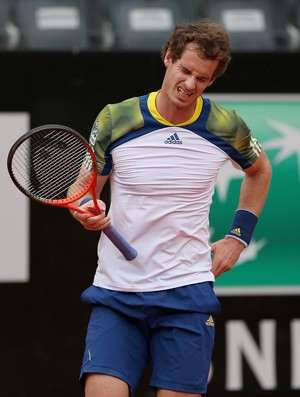 Andy Murray contra Granollers Masters 1000 de Roma (Foto: AFP)