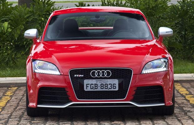 Audi TT RS chega ao Brasil partindo de R$ 399 mil (Foto: Divulgação)