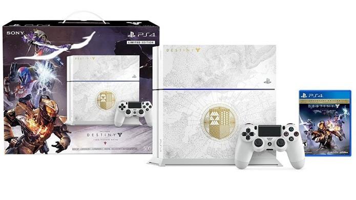 Versão especial de Destiny: The Taken King do PlayStation 4 tem alguns dos mais belos detalhes entre as edições limitadas (Foto: Reprodução/Amazon)