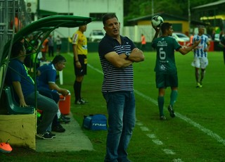 ben hur pereira, cruzeiro-rs, são paulo-rs, vieirão, campeonato gaúcho, gauchão, 2016 (Foto: José Haag / EC Cruzeiro / Divulgação)
