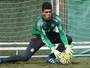Palmeiras renova contrato do goleiro Vinícius Silvestre até 2019
