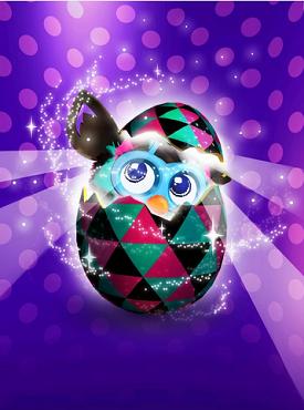 Divirta-se com com os personagens fofos de Furby no game Furby Boom!