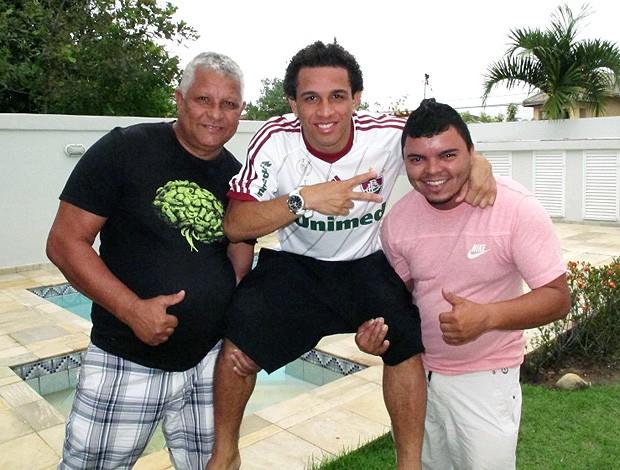 Wellington Nem do Fluminense (Foto: Edgar Maciel de Sá / Globoesporte.com)