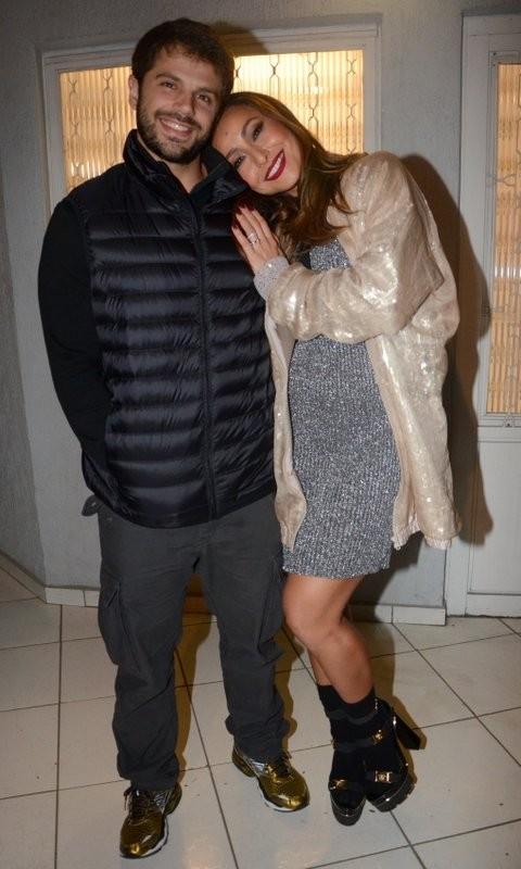 Sabrina Sato e Duda Nagler (Foto: AgNews/)