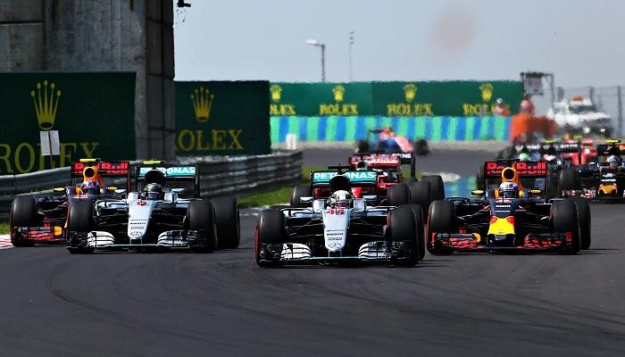 Lewis Hamilton vence o GP da Hungria