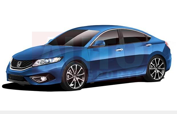 Patentes do novo Honda Civic vazam na web. Veja projeções ...