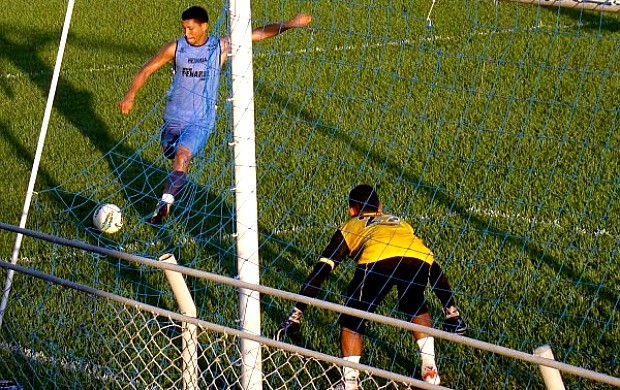 Treino do Penarol-AM (Foto: Divulgação/Penarol)