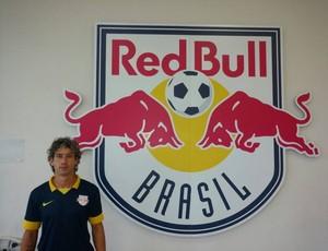 Eder volante RB Brasil (Foto: Red Bull Brasil / Media Manager)