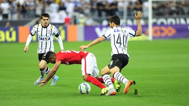 Resultado de imagem para Corinthians x Internacional