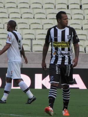 Bill, Ceará, atacante, Vasco (Foto: Juscelino Filho)